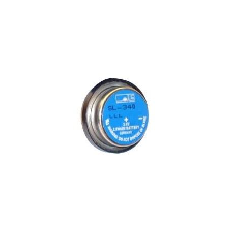 Piles Lithium 3.6 Volts type SL-340/SL840/TL-5186