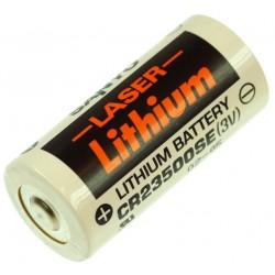 Pile CR23500SE Lithium Sanyo 3v