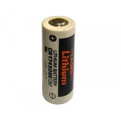 Pile CR17450SE lithium Sanyo 3 volts