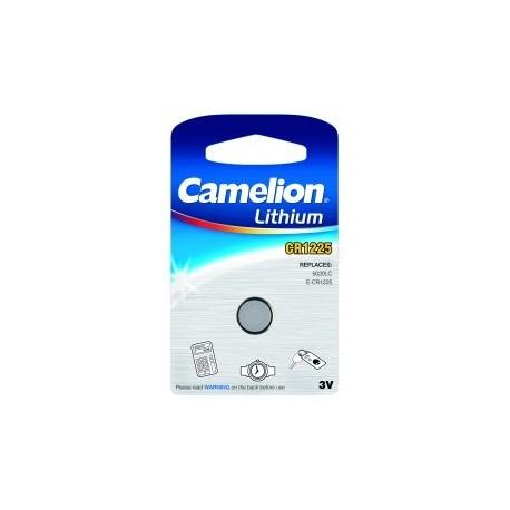 Pile bouton lithium CR1225 3V