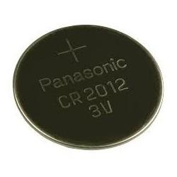 Pile bouton lithium 3 volts CR2012