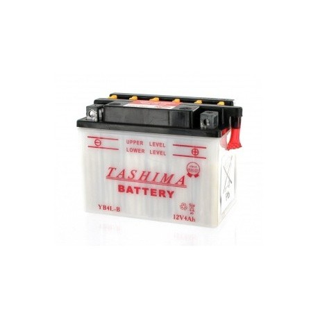 Batterie Scotter 50cm type YB4L-B