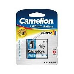 Pile lithium 6 V CR-P2