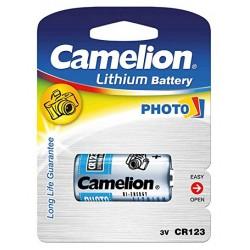 Pile lithium 3V CR123A