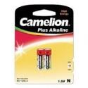 Pile alcaline LR01/MN9100 1.5 volts, blister de deux